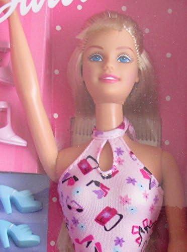 Barbie Shoes Galore Doll 2001 Fashion Avenue