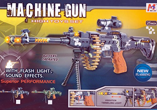 BATTERY OPERATED BOYS FIRE POWER 25
