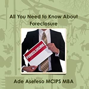 All You Need to Know About Foreclosure Audiobook