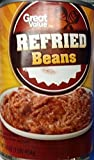 Great Value Refried Beans 16 Oz Review and Comparison