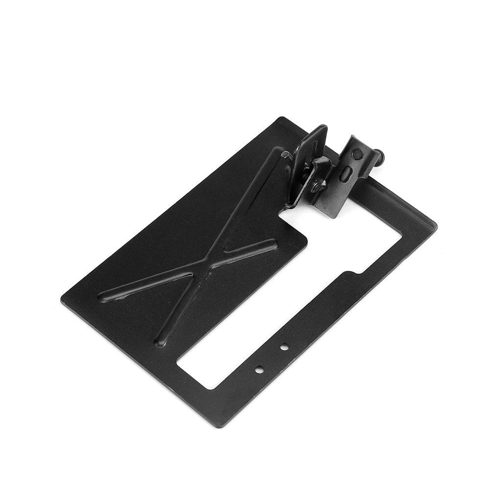 GLOGLOW Supporto per staffa per smerigliatrice angolare, base per macchina di taglio per supporto di una staffa per smerigliatrice angolare