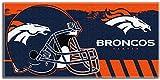 """NFL Denver Broncos 34"""" x 70 Colossal Pool Beach Towel"""