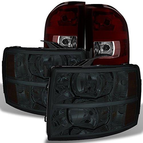 09 silverado smoked taillights - 2