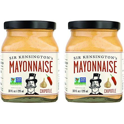 Sir Kensington's  Chipotle Mayonnaise 10 Fl Oz, Pack of 2