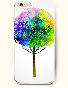 Case Cover For SamSung Galaxy S3 Beautiful Colorful Round Tree