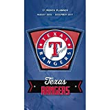 Texas Rangers 2017 Monthly Pocket Planner Calendar