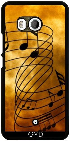 Funda para Htc U11 - Música by WonderfulDreamPicture