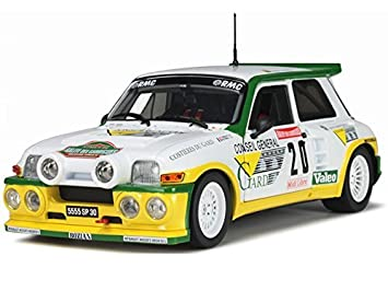 1/18 Renault Maxi 5 (thunk) turbo Garrigues rally (SOLIDO S1850001)