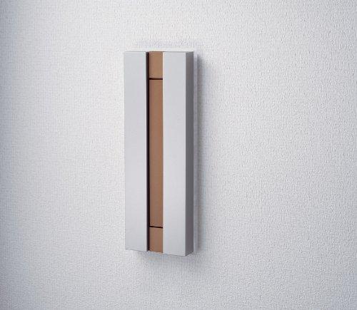 パナソニック サインポスト FASUS フェイサス int CTCR2300ML ライトブラウン 住宅壁埋め込み専用 在来工法用 前入れ 後出し 郵便ポスト 郵便受け B00DVA22R0 29800