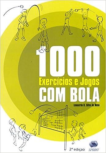 livro voleibol 1000 exercicios