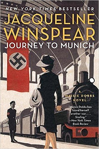 Journey to Munich A Maisie Dobbs Novel