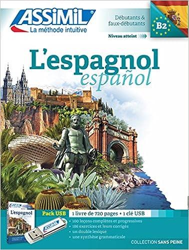 Amazon Fr L Espagnol Pack Usb Livre 1cle Usb Jean
