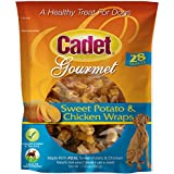 Cadet Chicken & Sweet Potato Dog Treat Wraps, 28 Oz