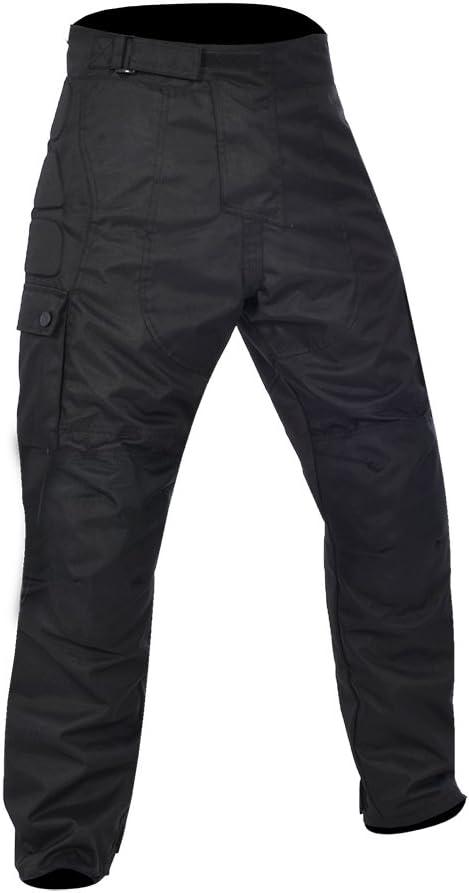 OXFORD T17 Spartan Waterproof Motorcycle Trousers Pants Black 5XL