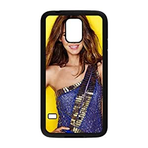 megan fo actress poses wide Samsung Galaxy S5 Cell Phone Case Black Customized Items zhz9ke_7298007