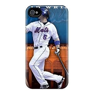 AlissaDubois Iphone 6 Perfect Hard Phone Covers Customized Fashion New York Mets Series [BQl2286WeJy]