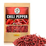 dry chilies - Yimi Premium Whole Dried Chilies, Chinese Dry Red Chili Peppers, For Hot Chili Oil and Sichuan Chongqing Hotpot, 10.7oz, Hot
