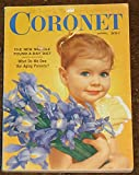 img - for Coronet Magazine April, 1957 Vol. 41 No. 6 book / textbook / text book