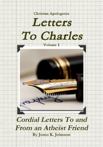Books : Letters To Charles