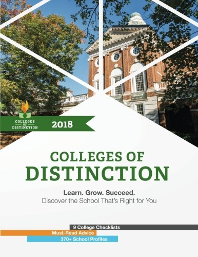 Colleges of Distinction 2018