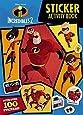 Disney Incredibles 2: Sticker Activity Book