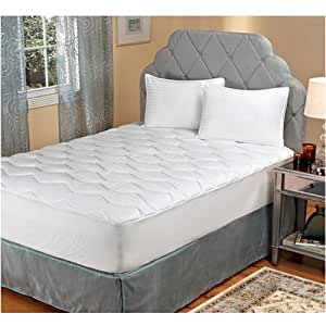 """Amazon fort Luxe """"Full size"""" Mattress Topper Home"""