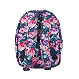 Travelon: Anti-Theft Boho Backpack - Blossom Floral