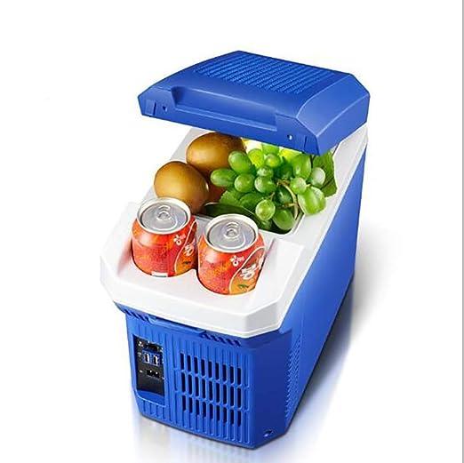 LALAWO Consumación de energía fábula Mini Congelador 8L ...