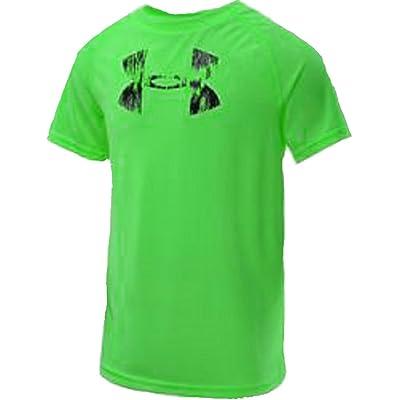 Under Armour Big Boys' Big Logo UA Tech™ T-Shirt