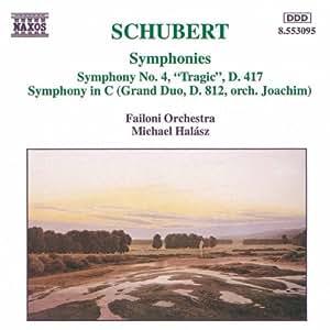 Symphonies No. 4/Symphony in C