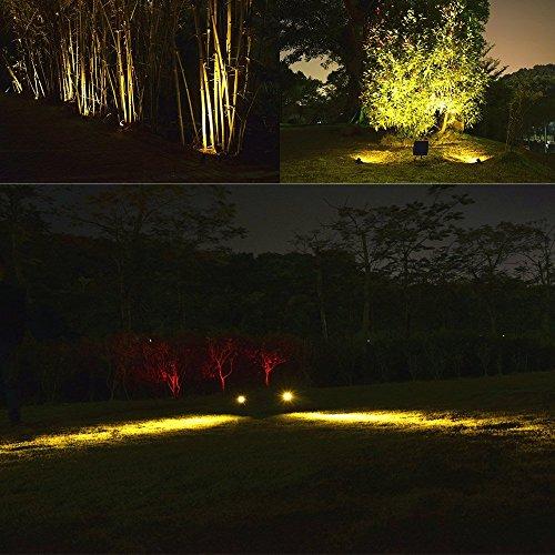 Findyouled solar spotlight waterproof outdoor solar lights aloadofball Image collections