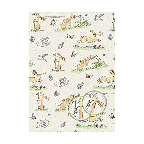 Rabbit Paper - Guess How Much I Love You Wrapping Paper & Tags