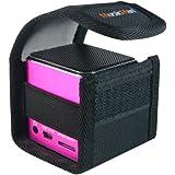 MusicMan 3979 - Funda para altavoz portátil, color negro