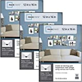 Classic Styles Mainstays Decor 12x16 Format Picture Frame, Set of 3