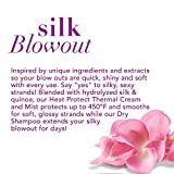 OGX Protecting + Silk Blowout Quick Drying Thermal