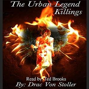 The Urban Legend Killings Audiobook