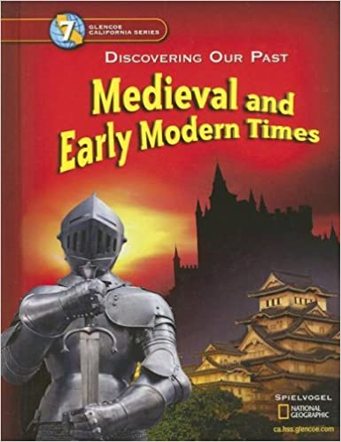 Amazon.com: Discovering Our Past - California Edition: Medieval ...