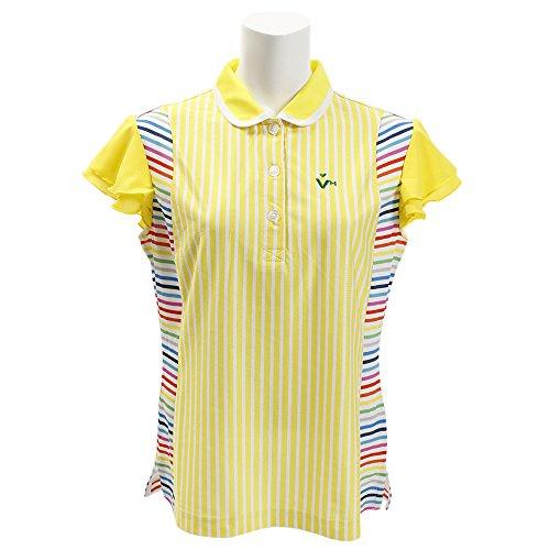 ポロシャツ レディース ビバハート VIVA HEART 2018 春夏 ゴルフウェア M(40) イエロー(033) 012-2744681