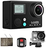 Bototek THK-00001 4K Action Camera, Ultra HD Waterproof Wi-Fi DV Camcorder 16MP Action Cameras Bototek