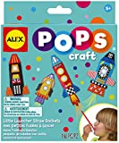 Best ALEX Toys ALEX Toys Gift For 8 Year Old Boys - ALEX Toys POPS Craft Little Launcher Straw Rockets Review