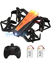 HELIFAR Drone for Kids and Beginners, RC Mini Drone with Altitude Hold, Headless Mode, 3D Flight, 2.4GHz 6-Axis Gyro Pocket Quadcopter