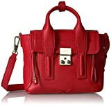 3.1 Phillip Lim Pashli Mini Satchel(RED)