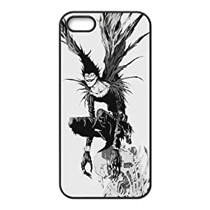 Death Note iPhone5s Cell Phone Case Black gift pp001_9466669