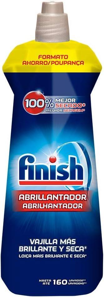 Finish Abrillantador Lavavajillas Regular - 800 ml - 160 lavados ...