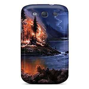 Fashion Protective Out Of The Ashes Case Cover For Galaxy S3
