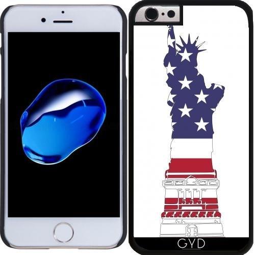 Coque pour Iphone 6 Plus (5,5'') - Amérique Nous Drapeau by WonderfulDreamPicture