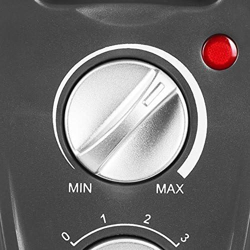 1500 W Tristar radiateur /électrique bain dhuile KA-5087 7 /él/éments
