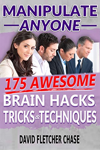Manipulate Anyone Awesome Tricks Techniques ebook product image