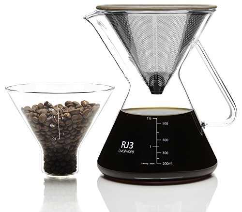 Pour Over Coffee Dripper Maker product image