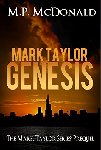 Book: Mark Taylor - Genesis by M.P. McDonald